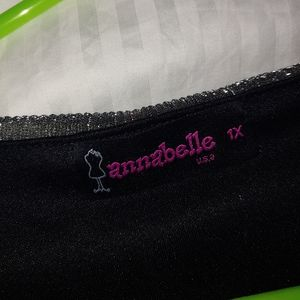 Annabelle Tops - Never worn glitter top size 1x